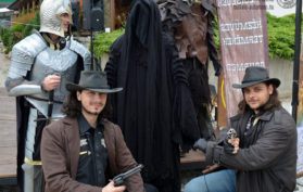 Gyűrűk Ura Cosplay Club